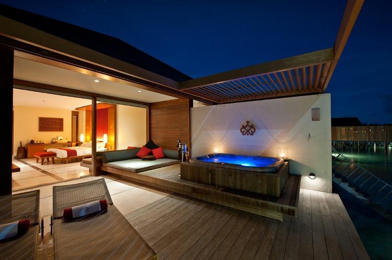 Paradise Island Resort - Maldives - Overwater Bungalows