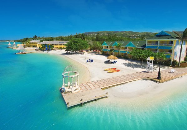 nude beach - Picture of Sandals Royal Caribbean Resort and